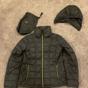 Michael Michael Kors puffer jacket size medium